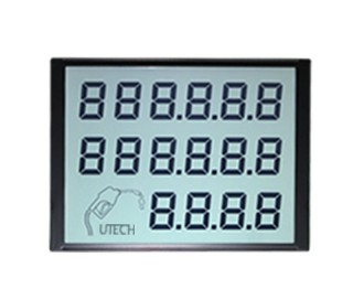 Fuel Dispenser LCD Display Module